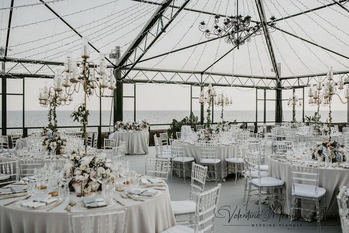 Il Mio Matrimonio Wedding Planners - banchetto nuziale