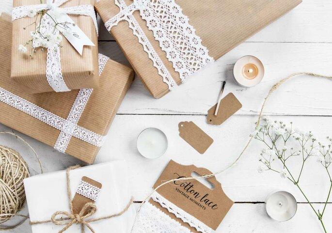 PartyDeco Hochzeitsgeschenk als Gast selbst machen