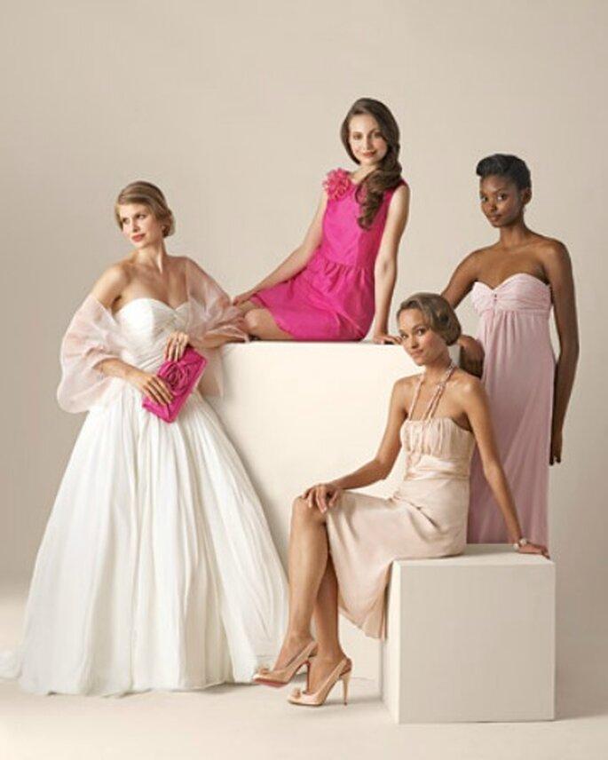 Pronovias 2012 mise sur l'élégance et la mise en valeur de toutes les invitées d'un mariage