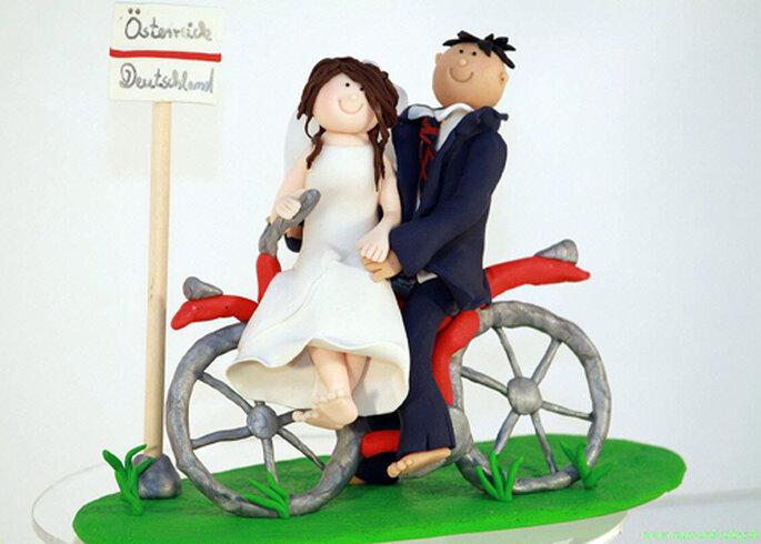 1 Auf dem Fahrrad in die gemeinsame Zukunft rollen...