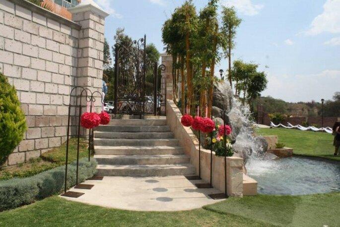 Jardín Los Arcos