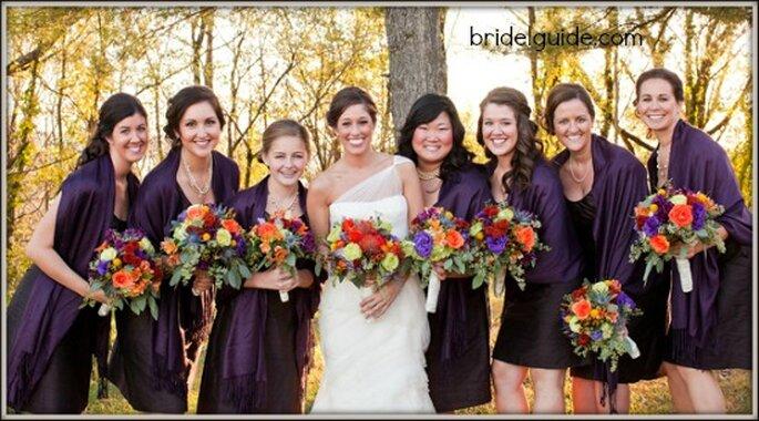 Foto via bridalguide.com