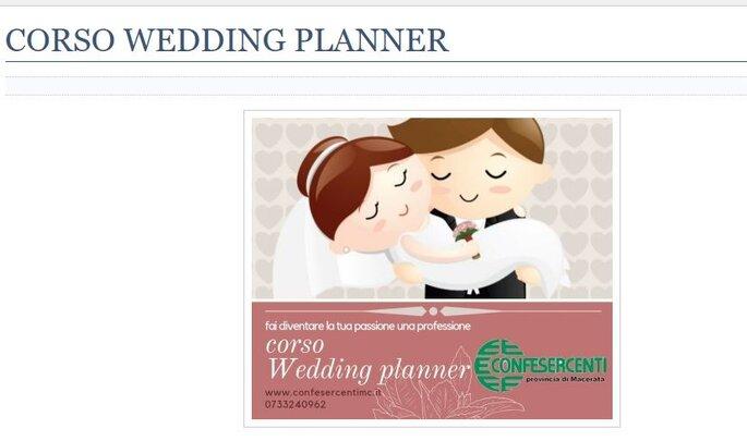 Corso Weddin Planner - Confeserecenti Macerata