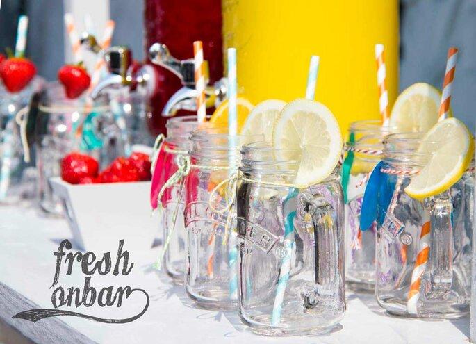 Лимонадный бар | FreshOnBar