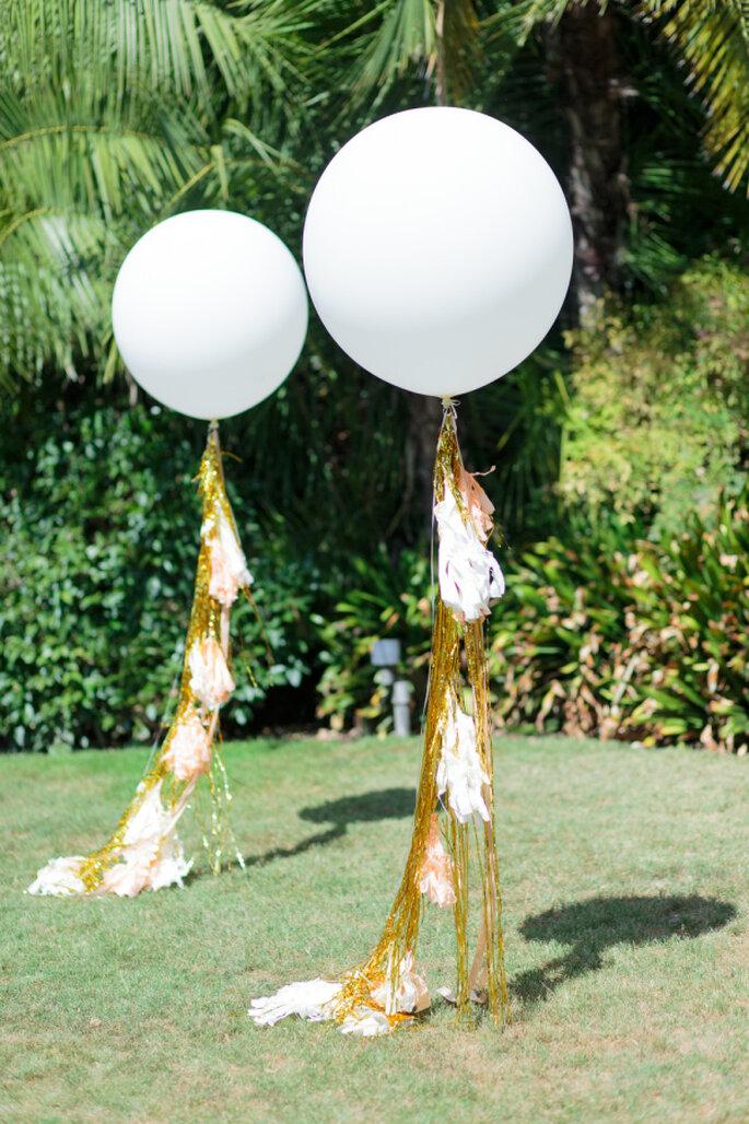 decoración con tases - Nicole Wasko
