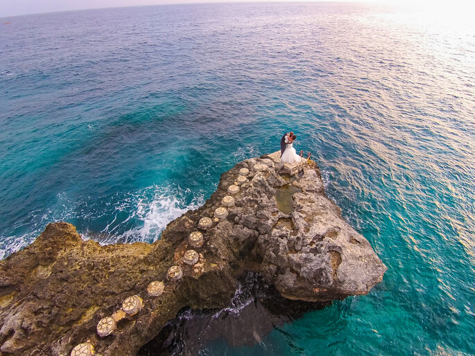 Dean Clarke Wedding Photography, Jamaica