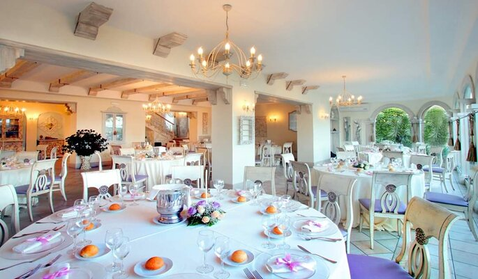 Amis Catering & Banqueting - banchetto nuziale