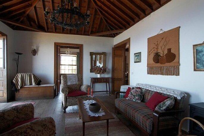 Alojamiento rústico en Isla Palma