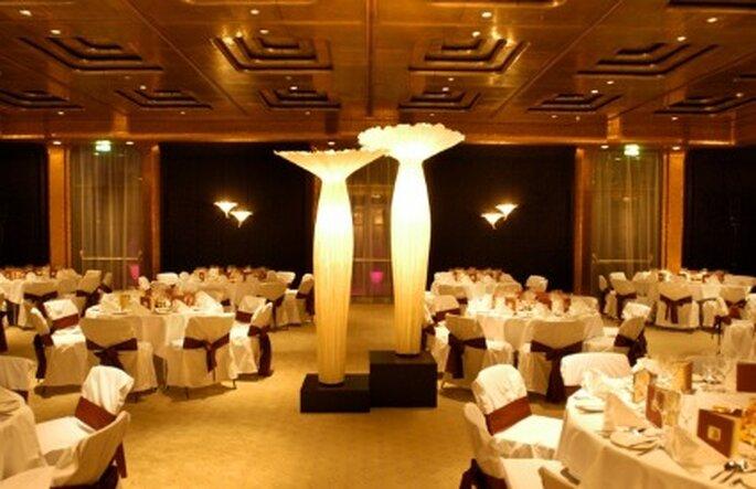 Im Casino Baden Baden können Sie stilvoll Ihre Hochzeit feiern. Foto: Casino Baden Baden.