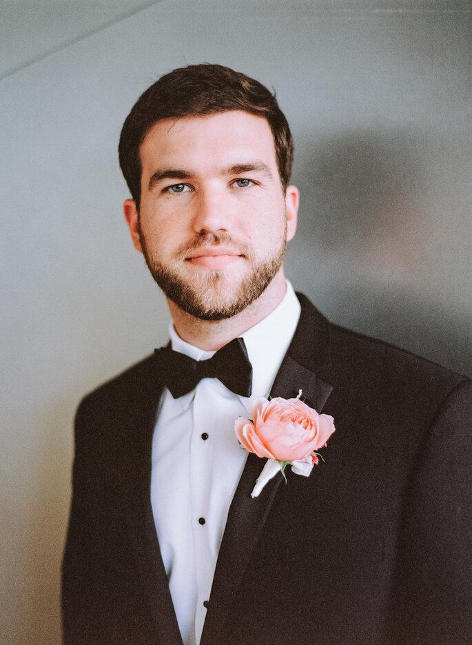Una boda inspirada en El Padrino - John and Lindsey Bamber