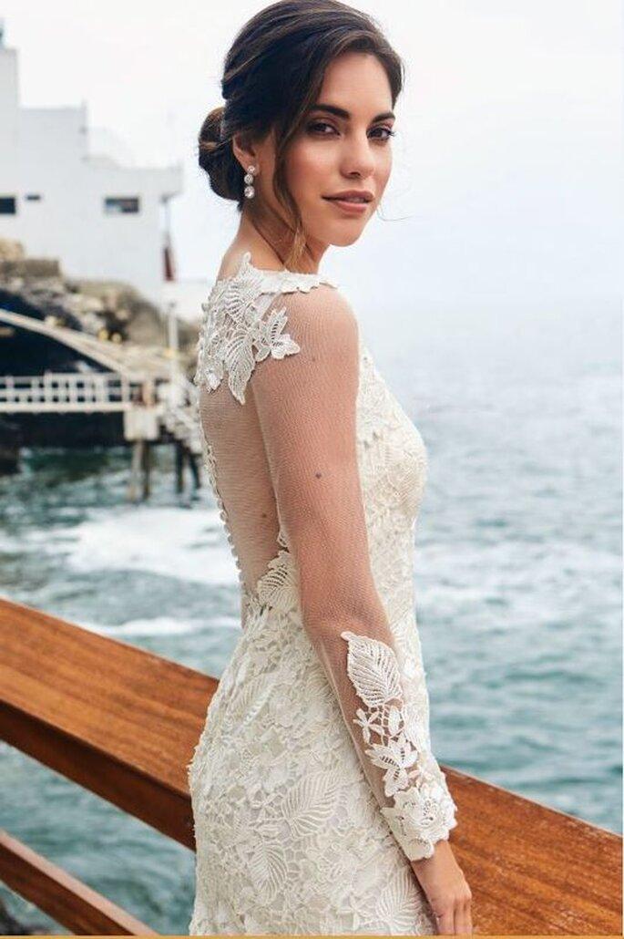 Luna Blanco Atelier vestidos de novia Miraflores