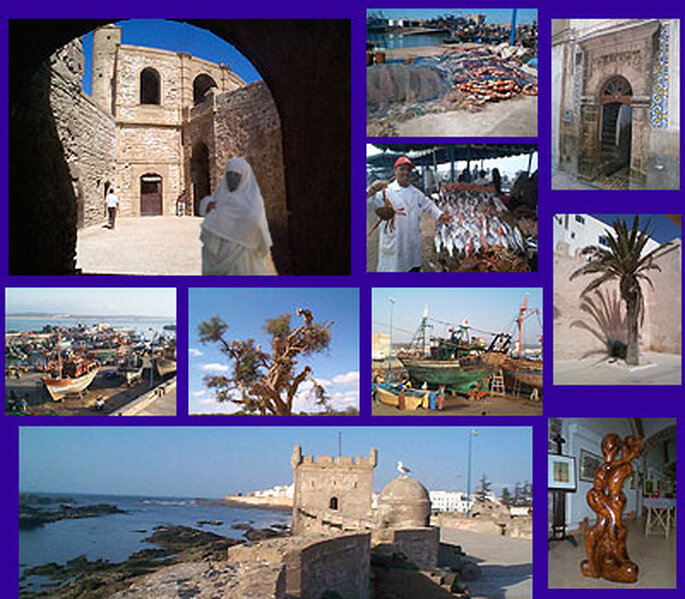 Essaouira La Bleue