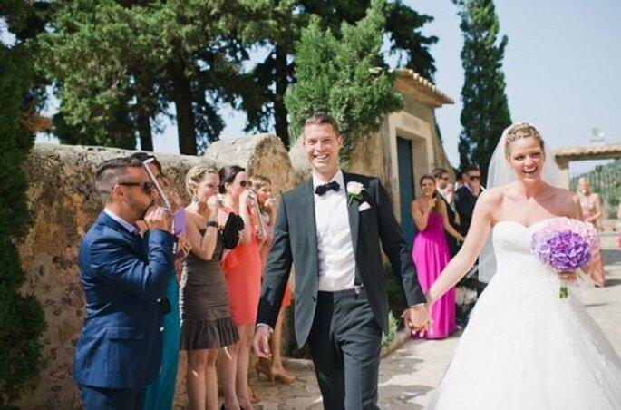Consejos para vestir bien en una boda en verano - Foto Nadia Meli