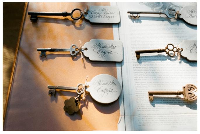 Ideas originales para una boda perfecta - Foto Bryan Photography