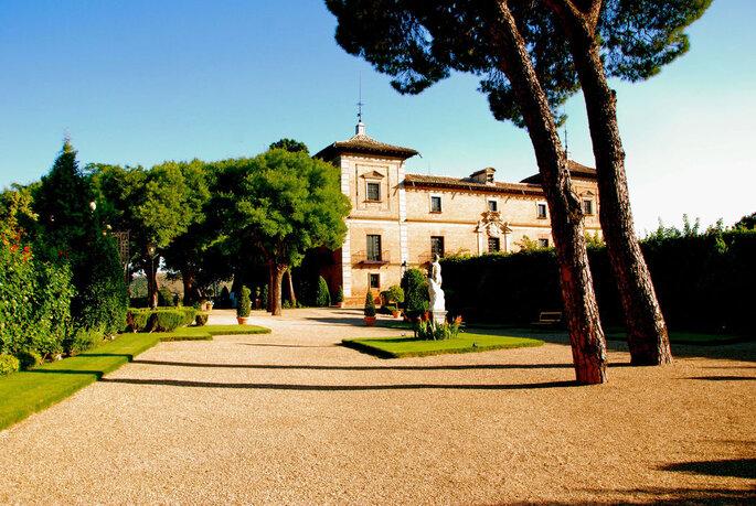 Palacio de Aldovea