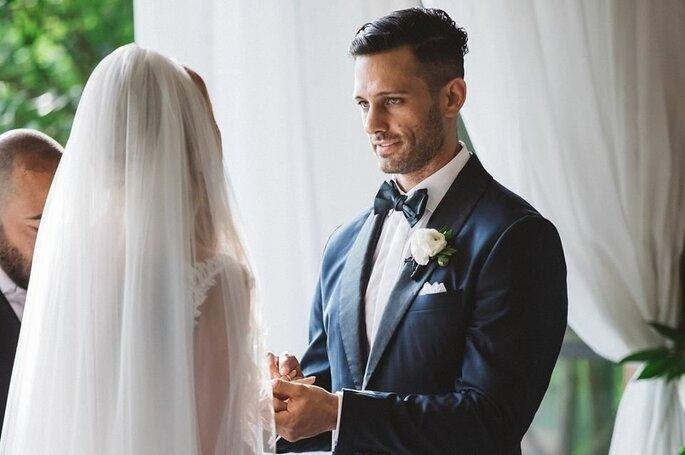 Wie wählt der Bräutigam den passenden Anzug für die Hochzeit aus