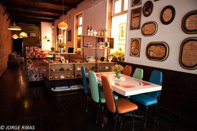 restaurante Miam Miam - Jorge Ribas