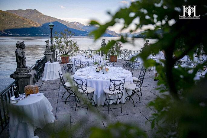 Hochzeitslocations in Italien