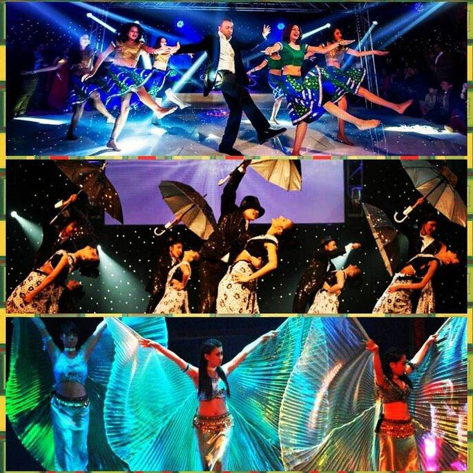 choreographers: Rohit Jaura Choreography.