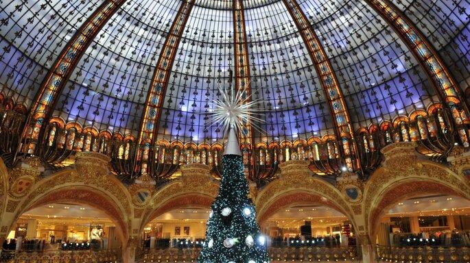Galeries Lafayette. Foto: divulgação