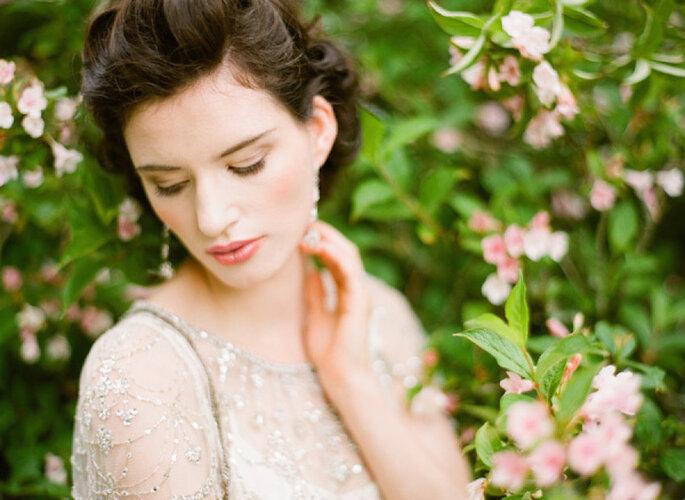 8 tendencias en belleza para novias que serán extraordinarias este 2015 - KT Merry Photography