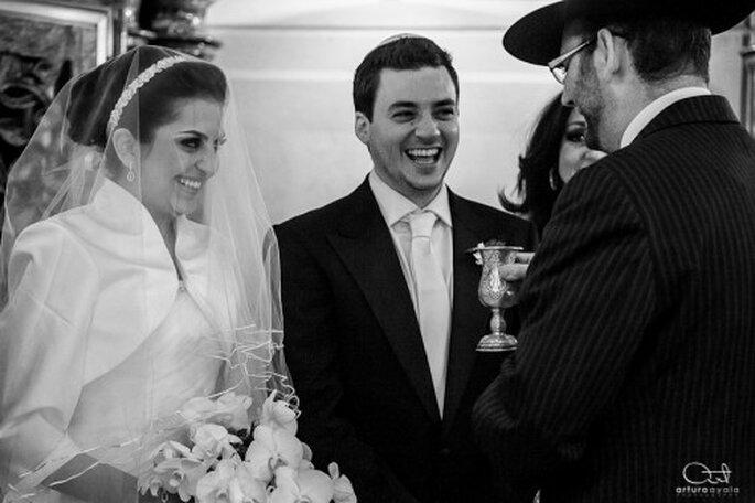 Sin importar el formato, haz que tus invitados revivan los mejores momentos de tu boda - Foto Arturo Ayala