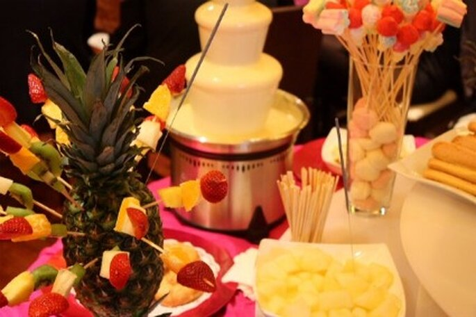 fontaine chocolat top dessert pour mariage en 2011. Black Bedroom Furniture Sets. Home Design Ideas