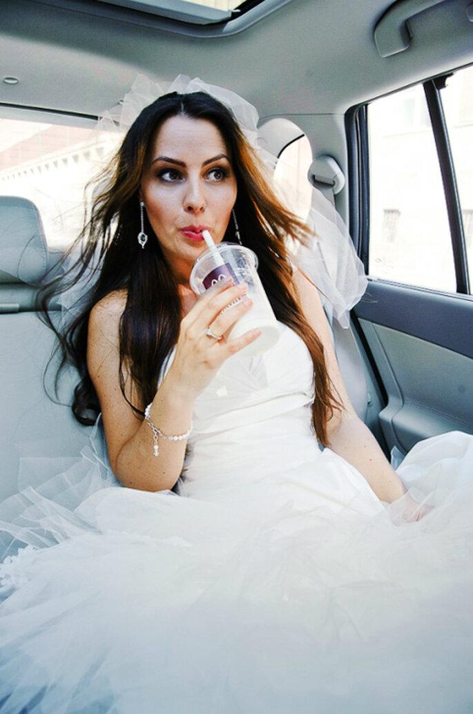 Entspannte Momentaufnahmen 'danach' - After Wedding Fotos von Monique Zöllner