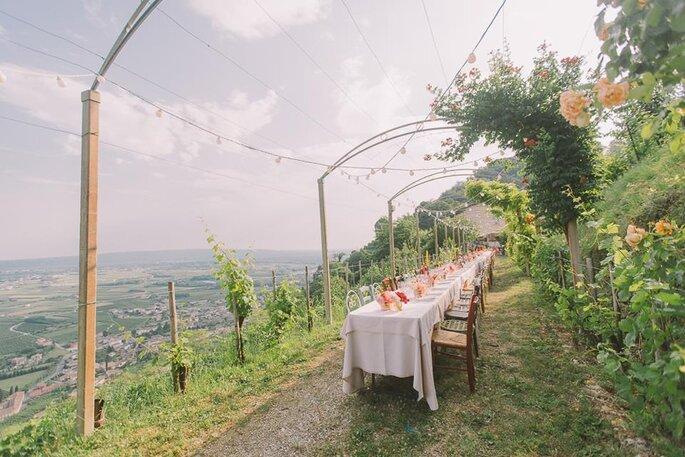 Foto via My Italian Wedding