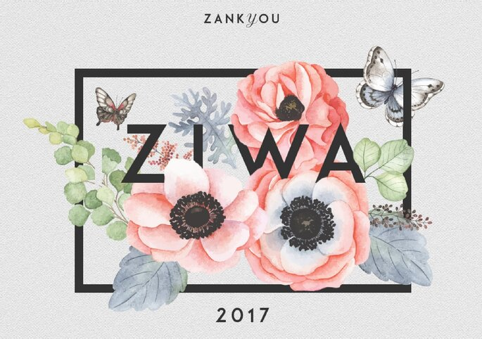 ZIWA 2017 - Zankyou Weddings