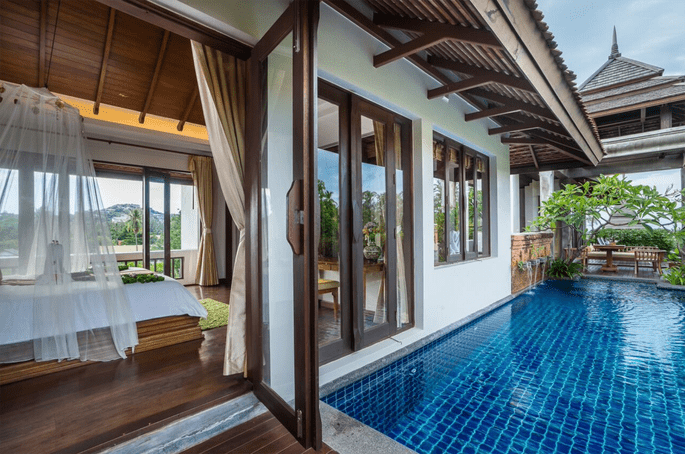 Royal Muang Samui Villas Choeng Mon Beach