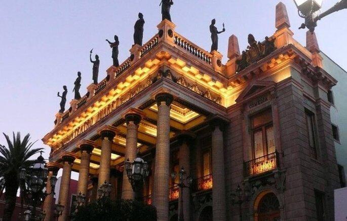 #martesdebodas: luna de miel en Guanajuato - Foto Oficial