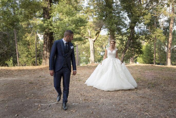 Sessão de casamento Provídeo