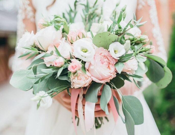 Форма свадебного букета: тонкости выбора | 529x685