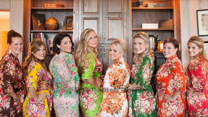 Regalos perfectos para tus damas de boda - Foto Etsy