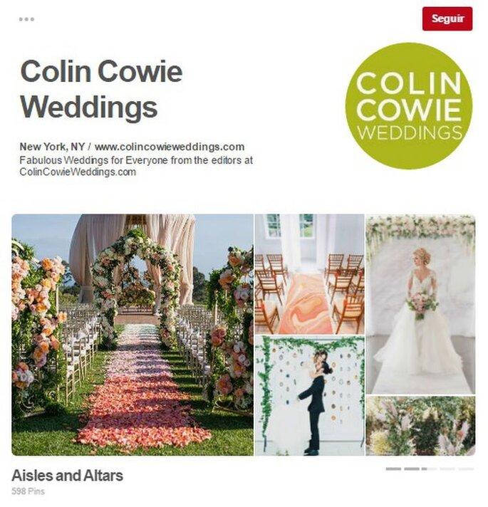 Colin Cowie Weddings. Foto: Pinterest