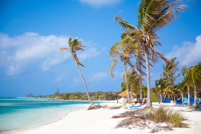 Isla privada Cococay de Royal Caribbean. Foto: Royal Caribbean