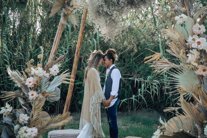 Nueva normalidad bodas México