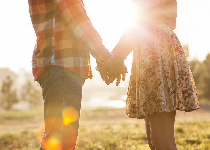 "10 formas de decir ""te amo"" sin palabras - Shutterstock"