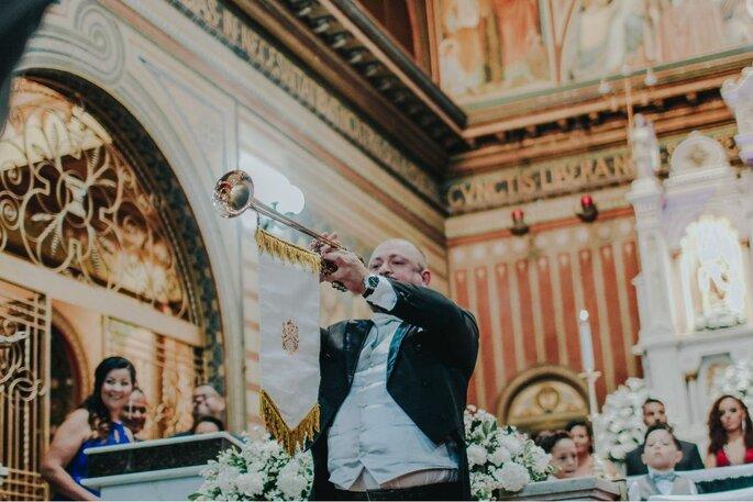 Música cerimônia de casamento
