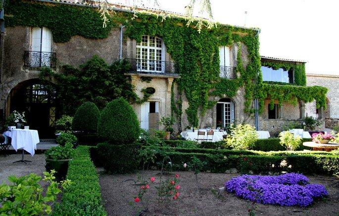 Le Château Bas d'Aumelas