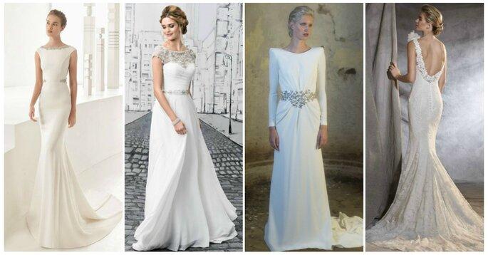 Vestidos de novia Madrid