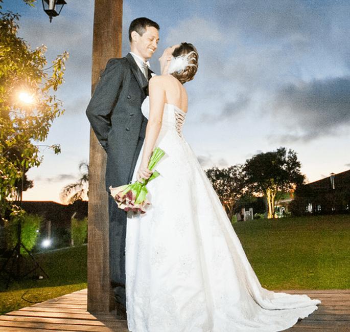 La liste de mariage en ligne Zankyou : une liberté d'action qui a de quoi séduire... Photo: Andrea Paccini