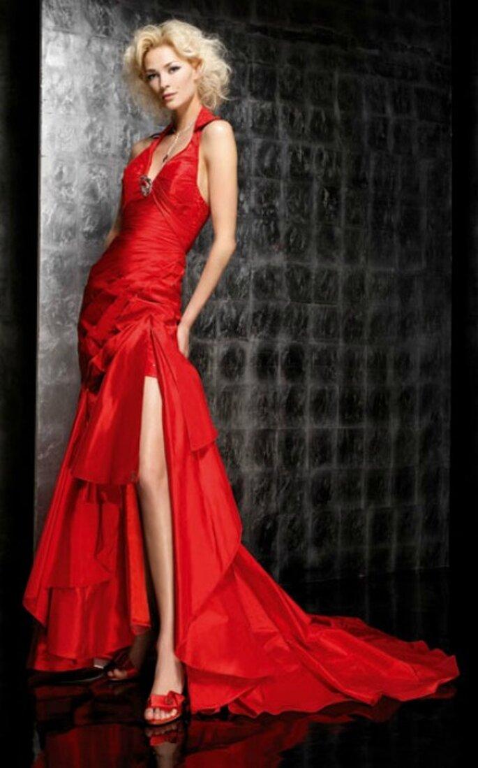 Modello Passion Collezione Marilyn FB Couture Bt Fabio Gritti