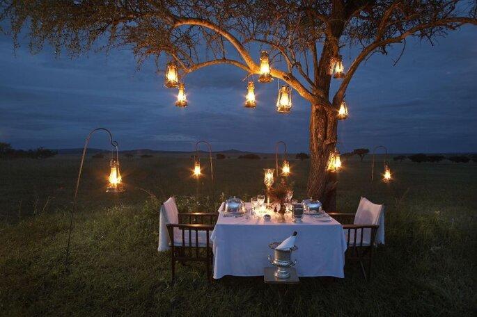 Jantar romântico TM Travel