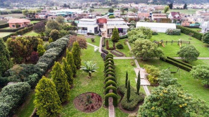 Le Jardín - Eventos Grupo Medina