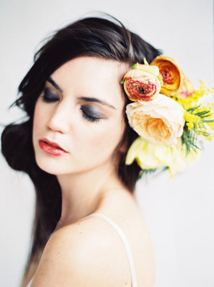 8 tendencias en belleza para novias que serán extraordinarias este 2015 - Erich McVey