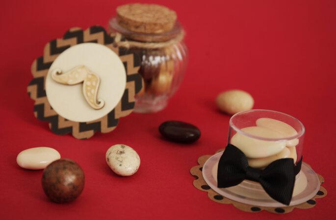 Du faire-part aux contenants à dragées en passant par la déco de salle et de table, votre bonheur se trouve chez Zoé Confetti !