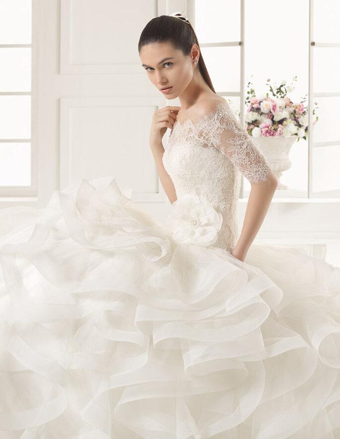 Ti sveliamo i 10 tipi di abiti da sposa che andranno di moda nel 2016 bd69b93e515