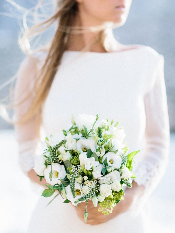 Tendencias de flores extraordinarias para bodas 2015 - Ian Holmes